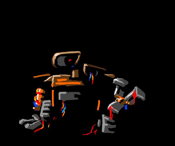 Creepypasta Wall-e