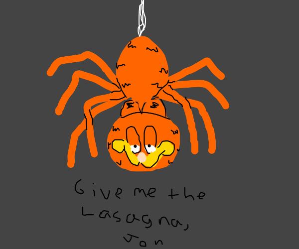 Garfield is a spider