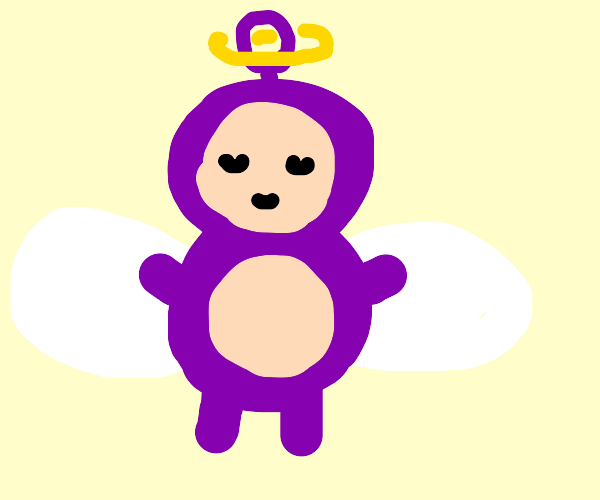 tinky winky goes to heaven