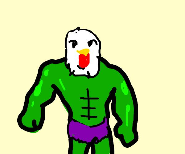 Hulk chicken