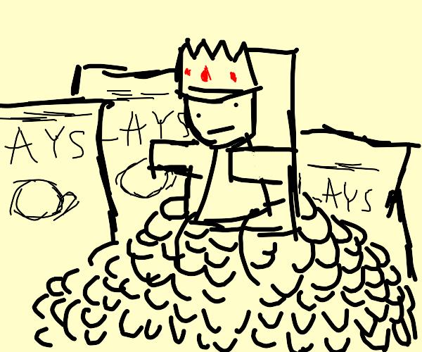 king of potato chips