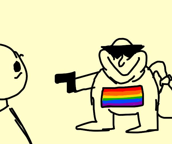 be gay, do crime