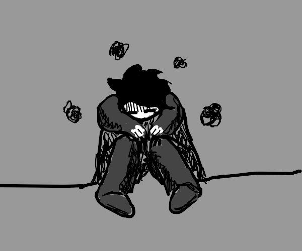 I feel withered with loneliness