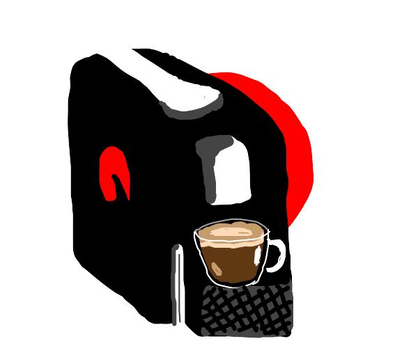 japanese coffee machine