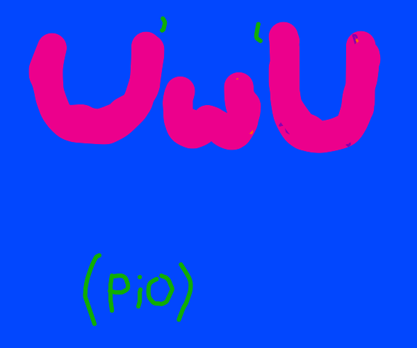 U'w'U Pass It On /I'w'/I
