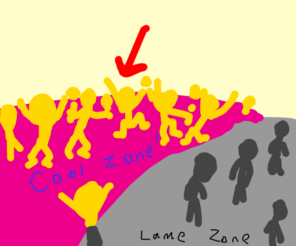 Not lame zone