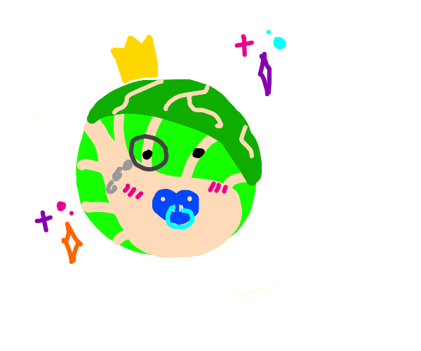 Fancy brussel sprout baby