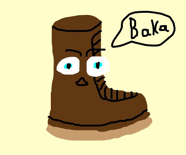 boot is a baka