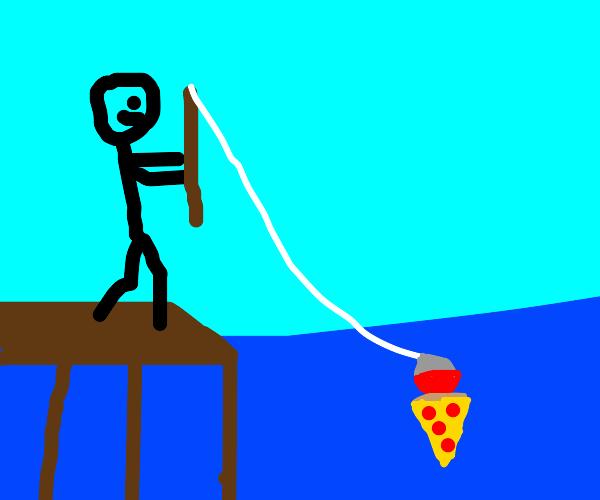 Reeling in Pizza