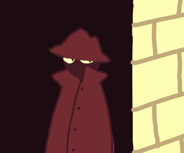 shady dude