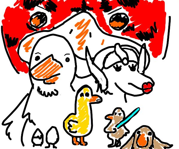 Duck Wars: Episode 1 - The Quack Menace