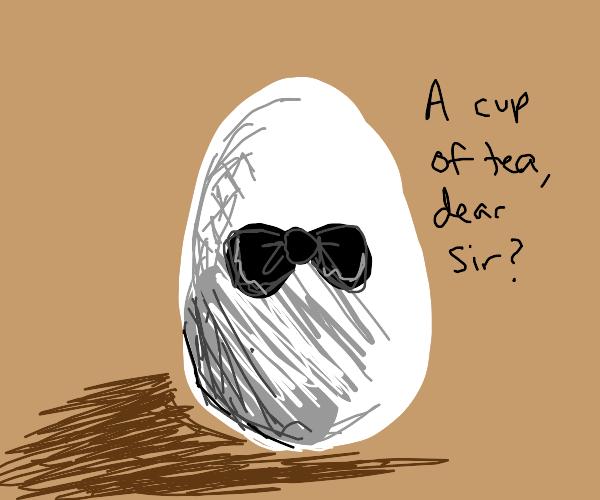 gentleman egg