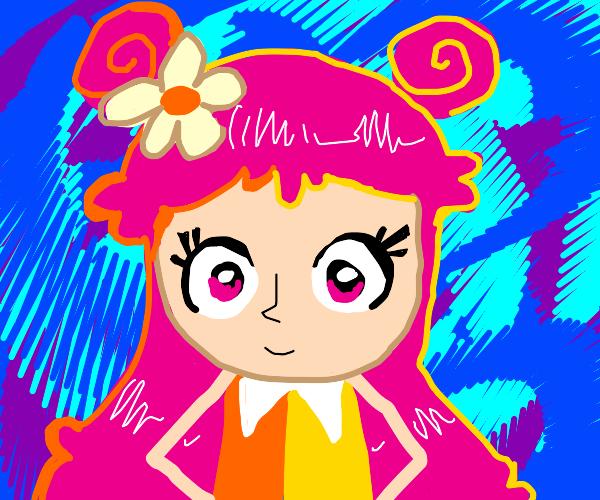 Ami from HiHi Puffy Ami Yumi