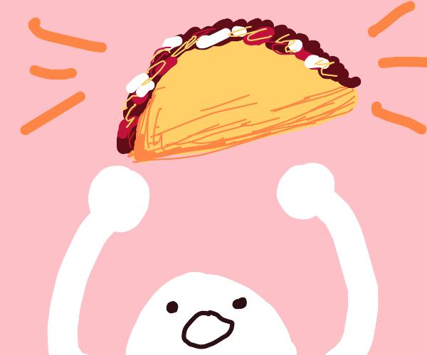 Raise the taco proud!