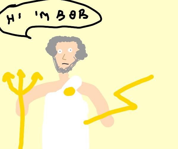Poseidon and Zeus mix