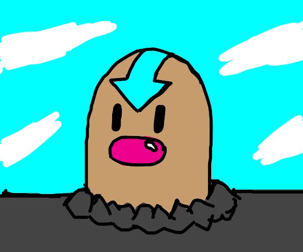 Diglett is the new avatar!!