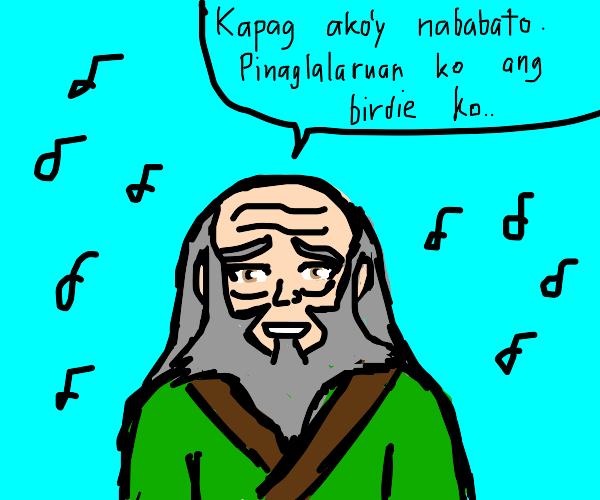 uncle iroh sings parokya ni edgar