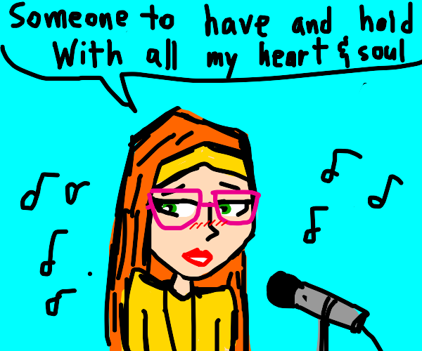"Honey Lemon sings ""Before I Fall in Love"""