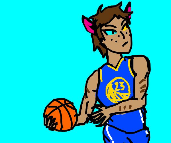 MonsterHigh Musical Troy as a catboy
