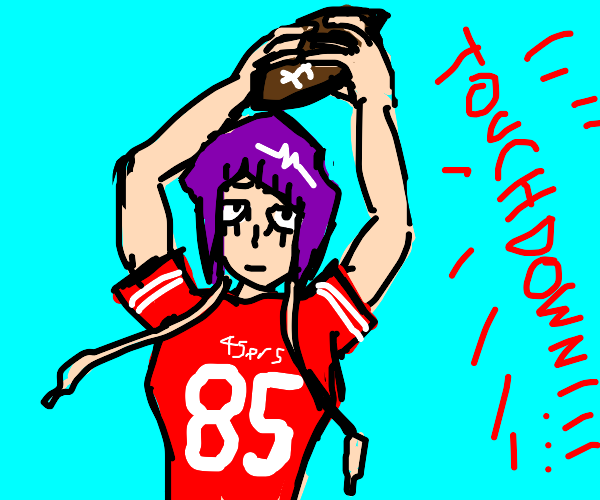 Anime footballers