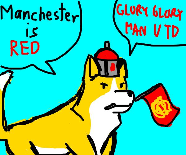 Communist doge