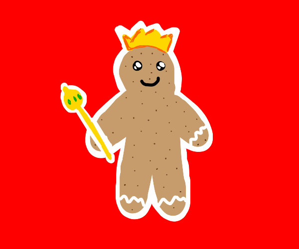 Gingerbread King
