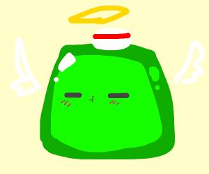 Pewdiepie's slime Rolf