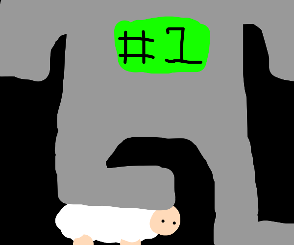 #1 Robot Squashes Sheep