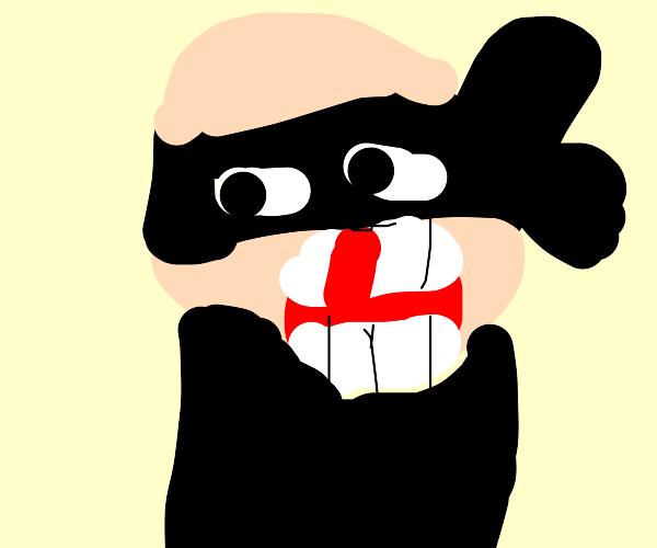 ninja lost a tooth