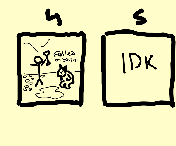 A typical drawception game