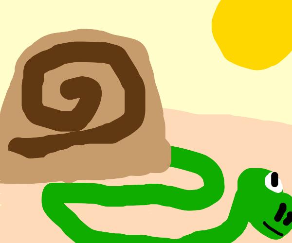 Snake-Snail