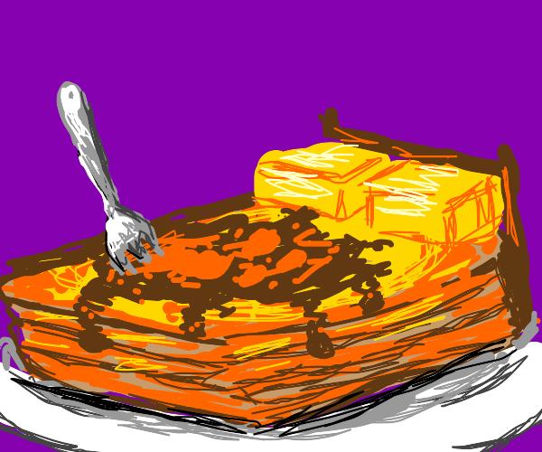 Pancake Bed