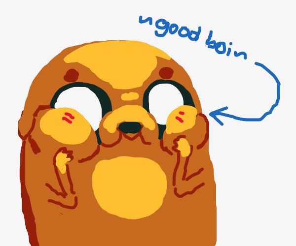 jake the dog's a good boi
