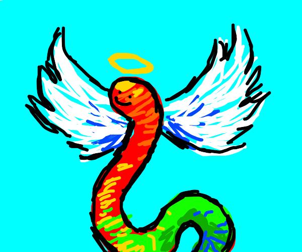 Angel Gummy Worm