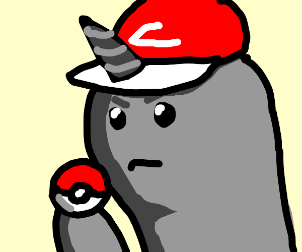 narwhal is a pokemon trainer