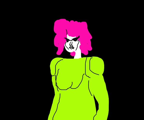VSCO girl kakyoin