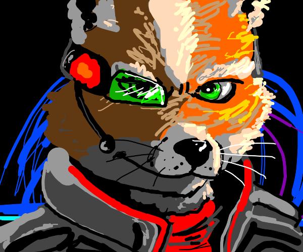 Fox Mcloud from nintendo