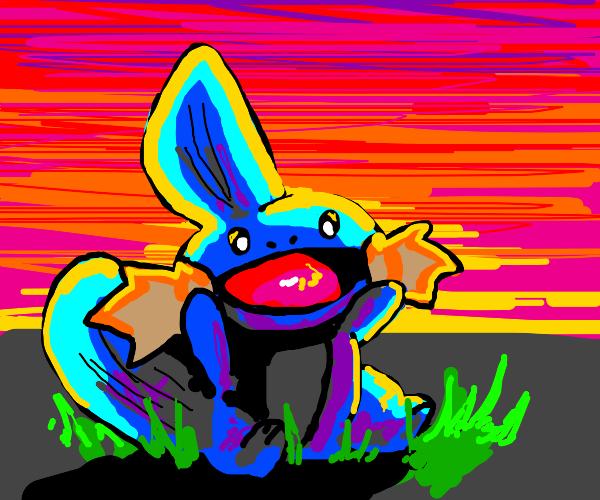 happy mudkip