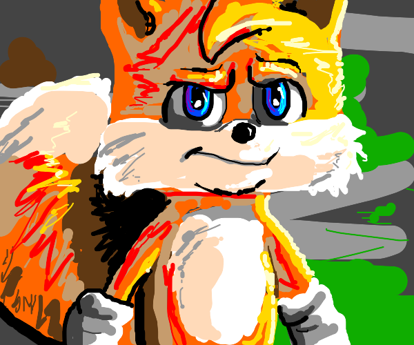 Tails the fox gang
