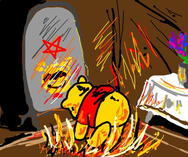 Winnie the Pooh as a meme