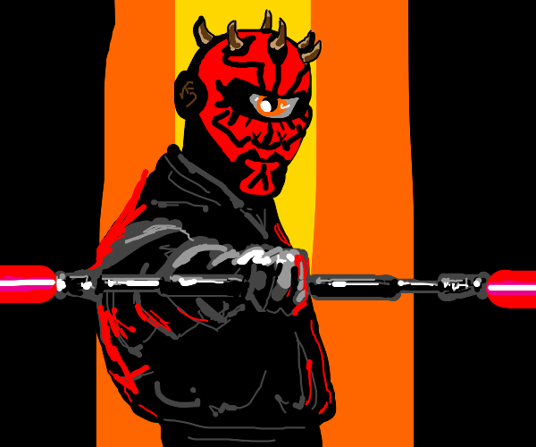 Cyclops Darth Maul