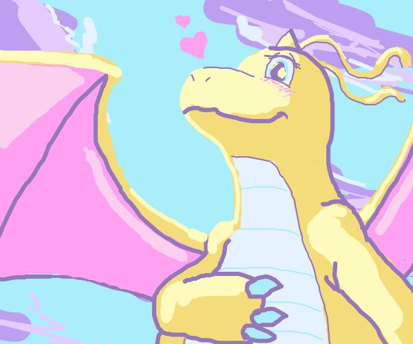 Adorable Dragonite