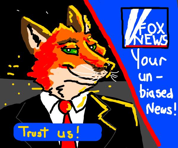 fox furry gonna work at fox news