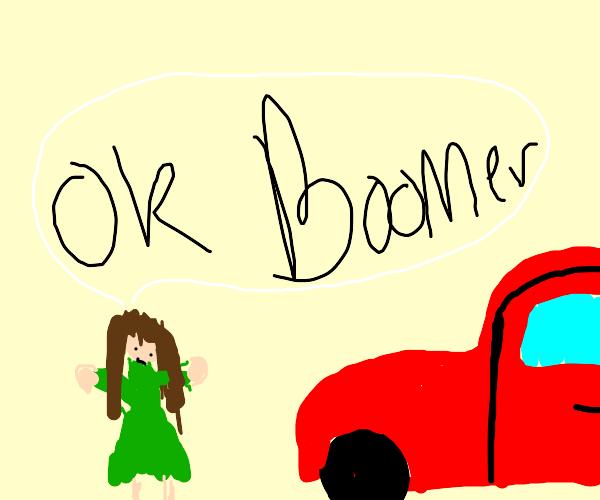 ok boomer-