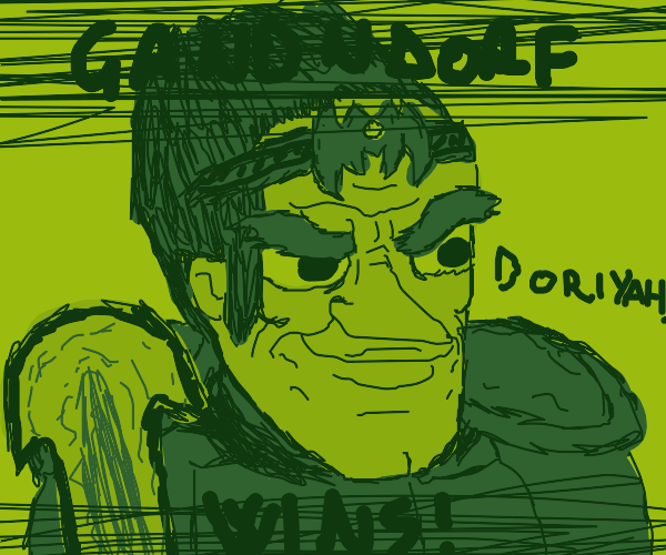 Ganondorf wins!