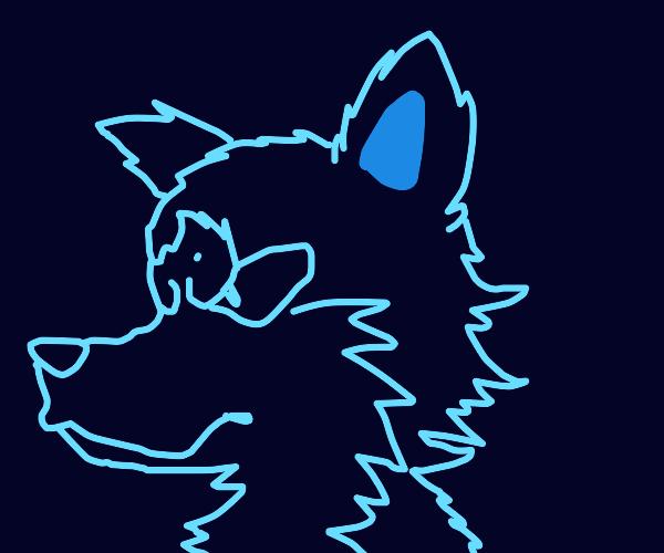 Blue Fox :3