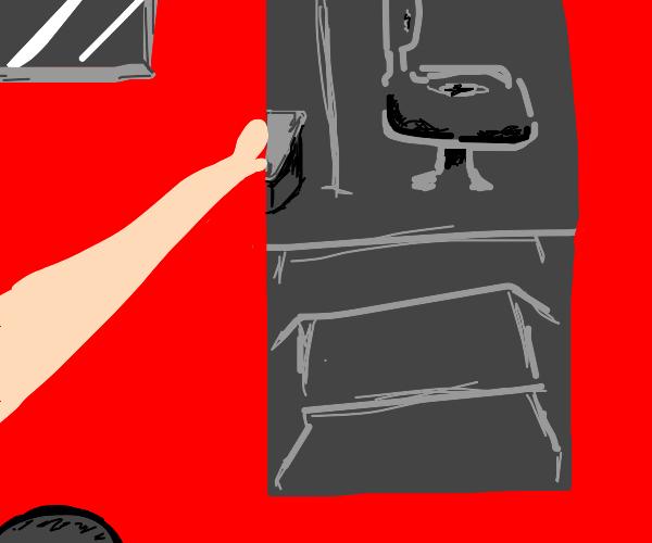 pov: you're stepping onto the bus