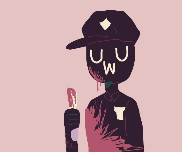 Purple guy u w u