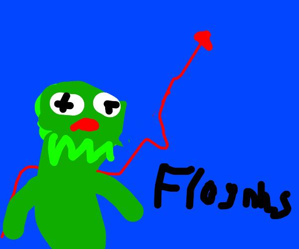Kermit stonks