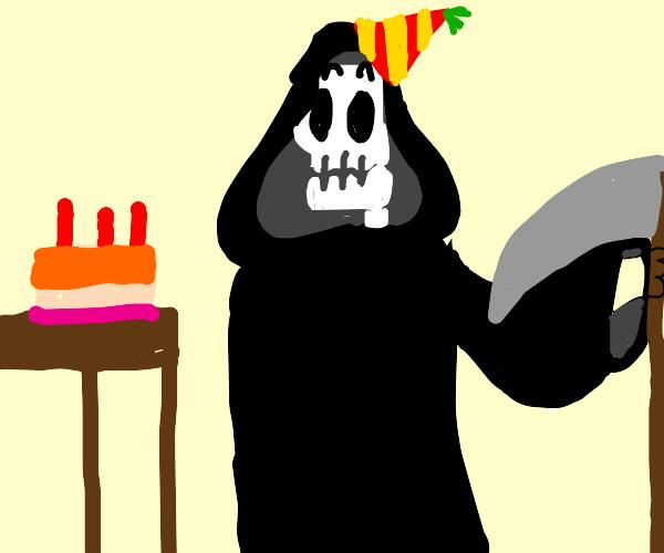 Death's birthday